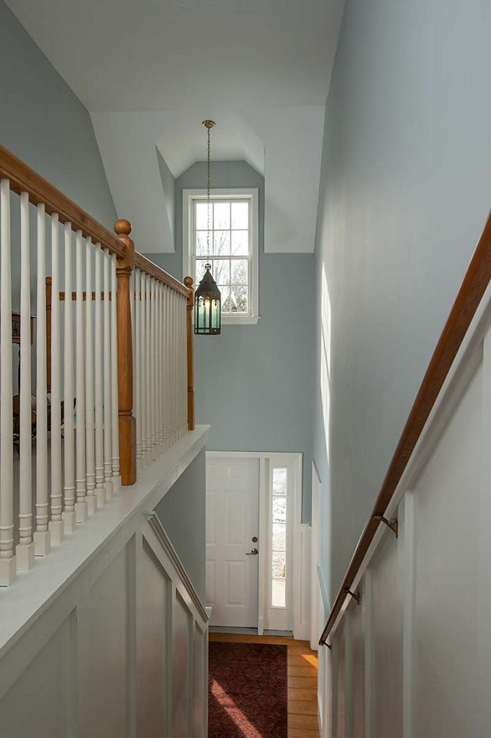Liberty Hill Inn Yarmouth Port Carriage House Stairs
