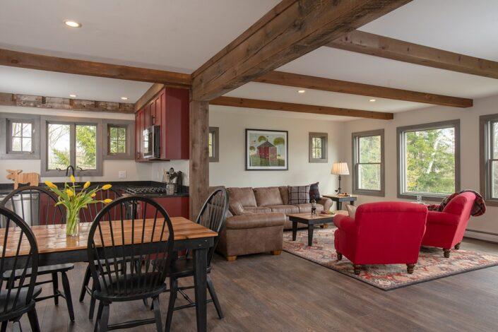 Little Red Barn Mountain Top Inn and Resort Chittenden, Vt